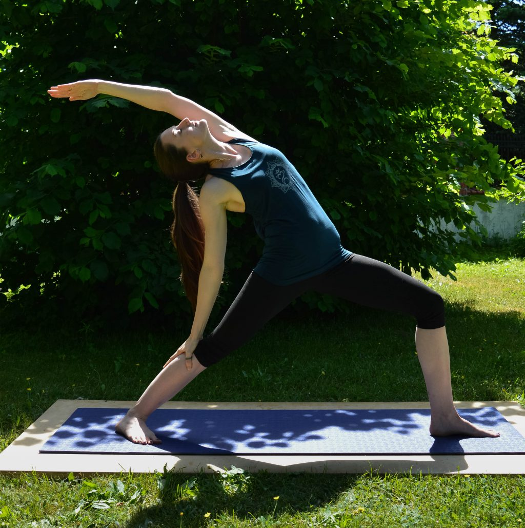 yoga retreat poland