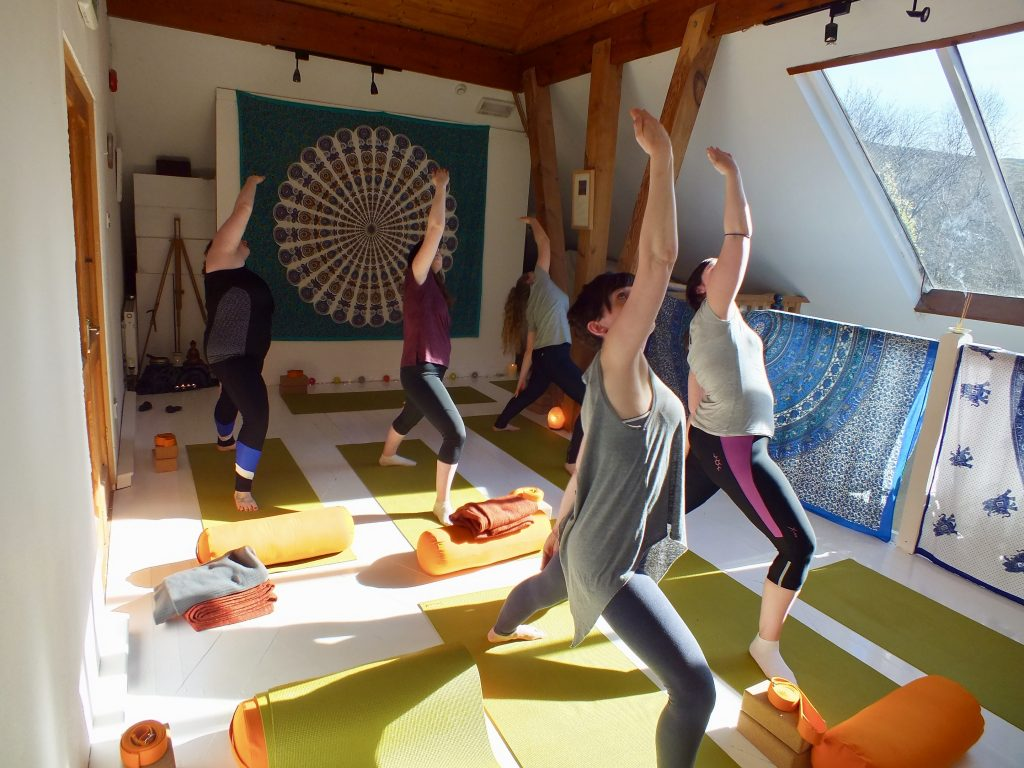 yoga kenmare