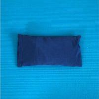 Navy Eye Pillow